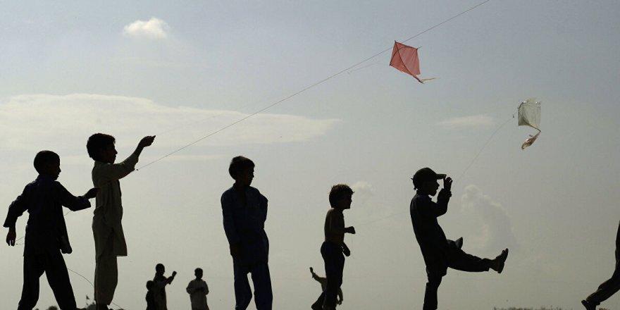 Pakistan'da uçurtma faciası: 1 ölü, 165 yaralı