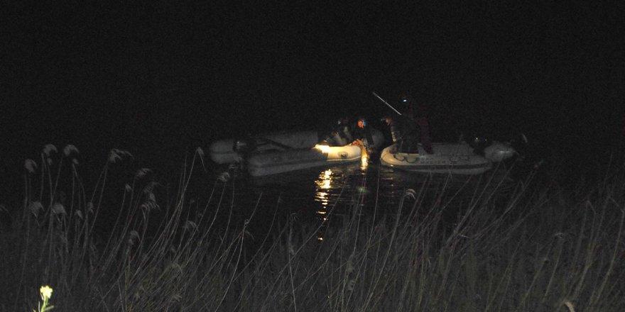 Mersin'de Tekne alabora oldu: 2 ölü