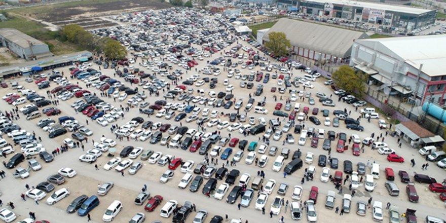 İkinci el otomobil fiyatları düştü, piyasa hareketlendi