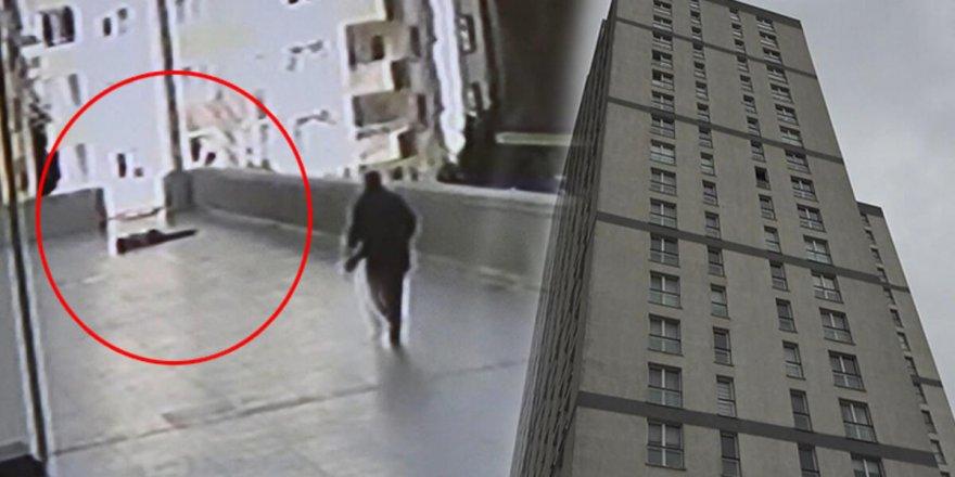 12'nci kattan düşen, 16 yaşındaki genç hayatını kaybetti