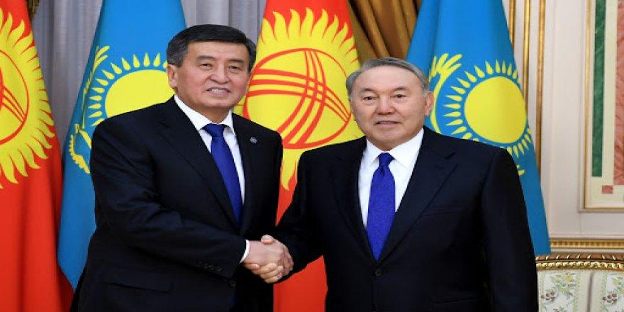 Kazakistan ve Kırgızistan stratejik ortaklık ilişkilerini güçlendiriyor.