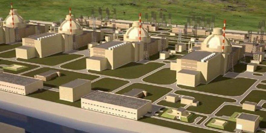 Nükleer santral inşatında 4. ünite başladı