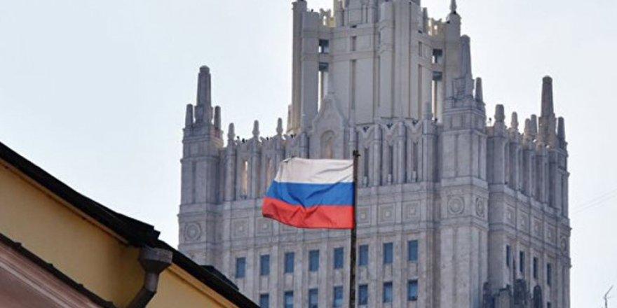 Rusya: ABD'li meslektaşlarımızı ateşle oynamamaya davet ediyoruz