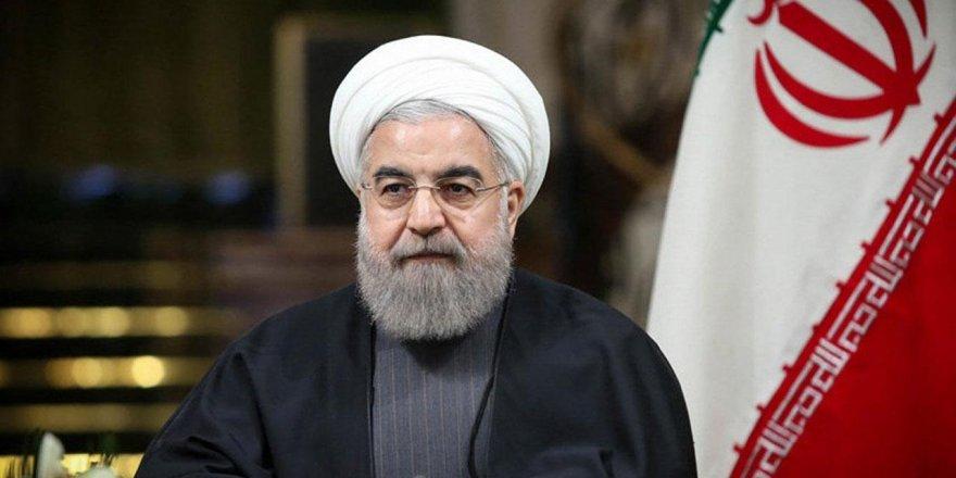 Hasan Ruhani'den flaş nükleer açıklaması!