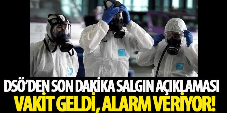 Koronavirüs ne zaman bitecek? DSÖ'den açıklama