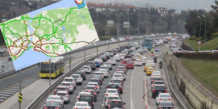 İstanbul'da kısıtlamasız ilk cumartesi günü!