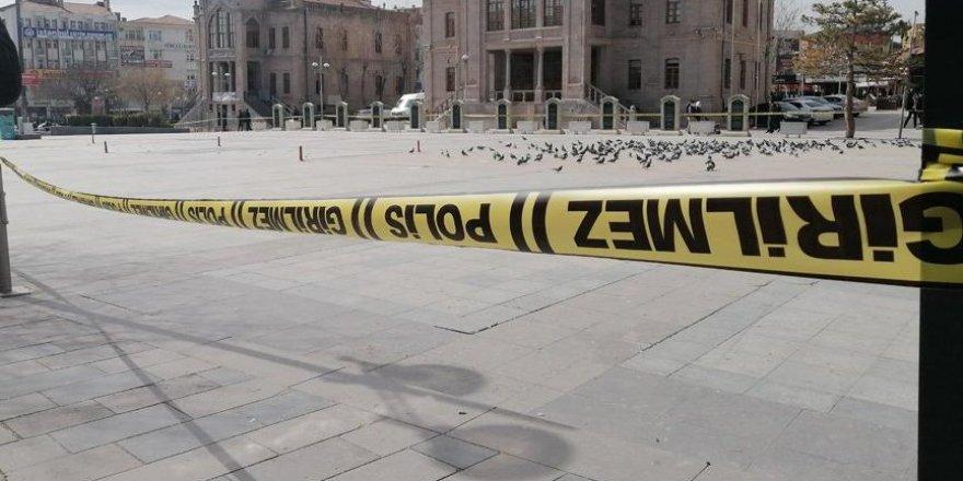 Aksaray'da vakalar artınca tam kapanma kararı alındı.