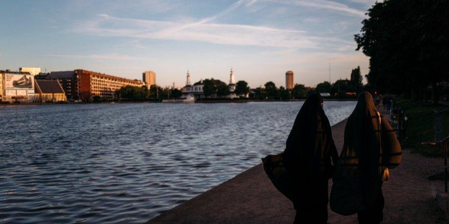 İsviçre'de İslami kıyafet ''peçe''yasaklandı!