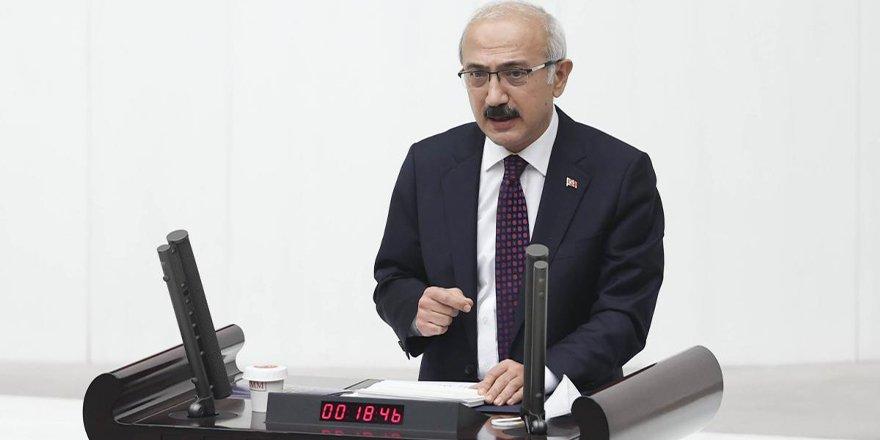 Hazine ve Maliye Bakanı Lütfi Elvan'dan dolardaki hareketlenme sonrası açıklama