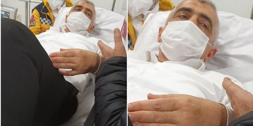 HDP eski milletvekili Ömer Faruk Gergerlioğlu gözaltına alındı
