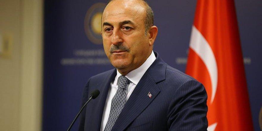 Bakan Çavuşoğlu: Mısır'la yeni bir dönem başlıyor