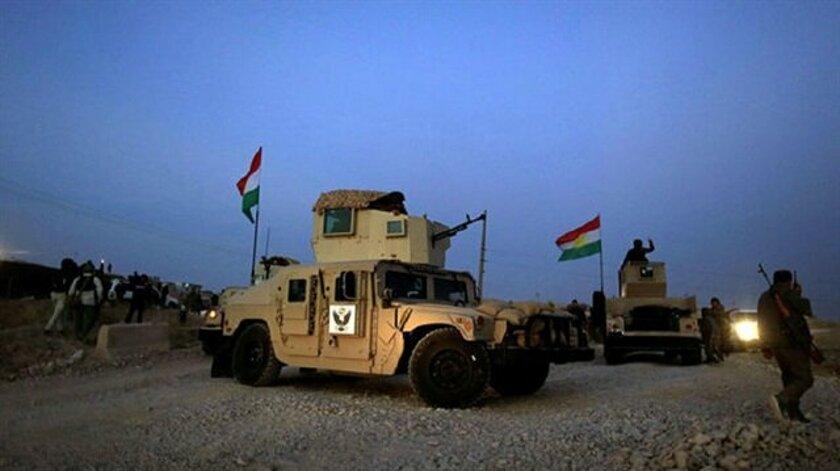 Peşmerge'den Şii Haşdi Şabi milislerine yönelik saldırı