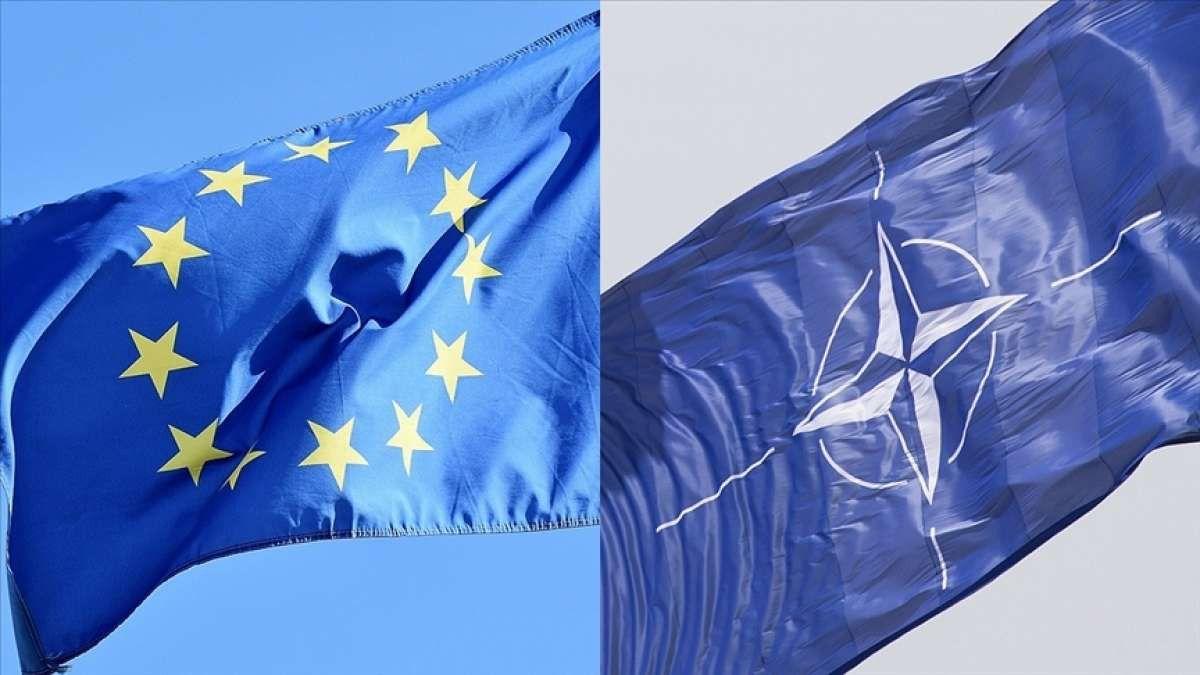 ABD'nin Rusya'ya yaptırım kararının ardından AB ve NATO'dan açıklama: