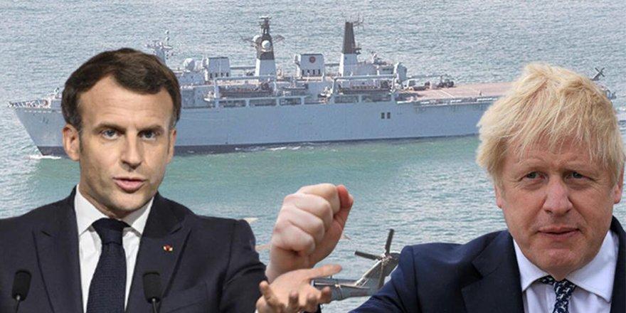 'Balıkçılık sorunu' İngiltere ile Fransa'yı karşı karşıya getirdi