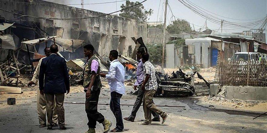 Somali'nin başkenti'ndecanlı bomba: 6 ölü