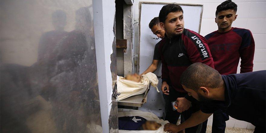 İsrail'in Gazze'ye saldırıları devam ediyor: Can kaybı 48'e yükseldi