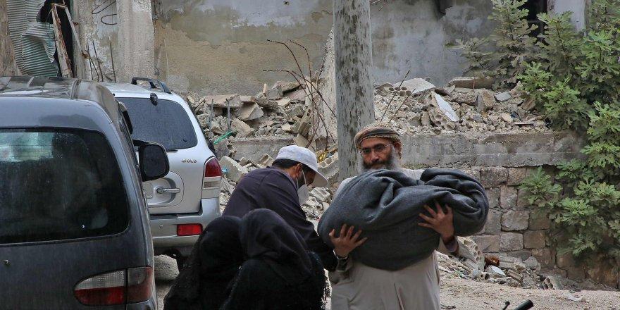 Esed rejimi son bir haftada İdlib'e düzenlediği saldırılarda 20 sivil öldü