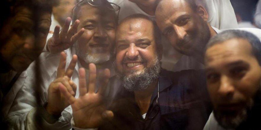 Mısır'da darbe karşıtı 12 İhvan yöneticisi hakkında idam kararı onandı