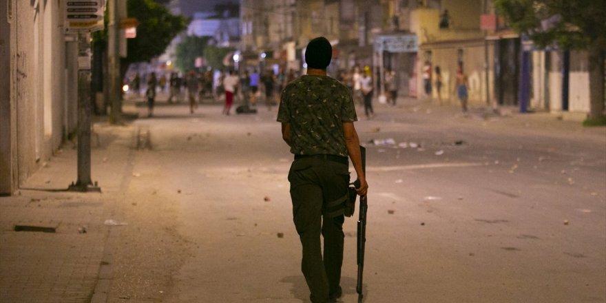 Tunus'ta gözaltındayken öldürülen gencin ardından protestolar devam ediyor