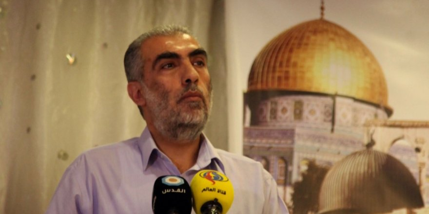 Filistin 1948 İslami Hareketi Başkan Yardımcısı Hatib serbest
