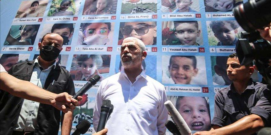Gazze Sorumlusu Yahya Sinvar: BM ile görüşme kötü geçti