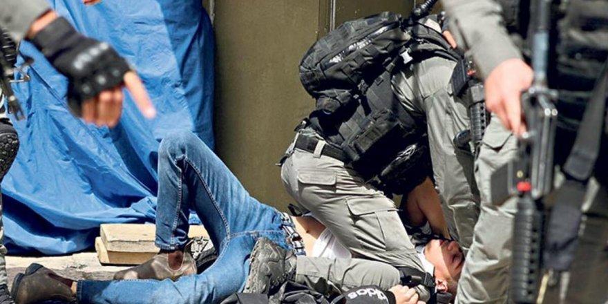 İsrail polisi Filistinli genci plastik mermi ile öldürdü