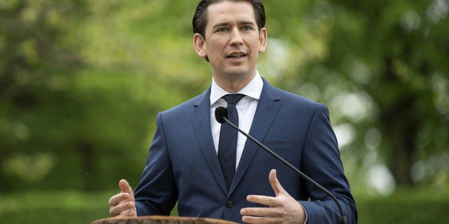 Avusturya Başbakanı: Türkiye'de insan hakları vahim durumda, buna hoşgörü gösteremeyiz