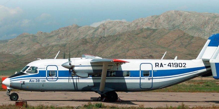 Rusya'da kaybolan yolcu uçağı bulundu
