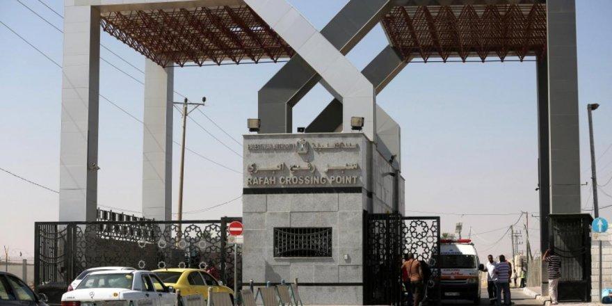 Mısır, Refah Sınır Kapısı'nı kapattı