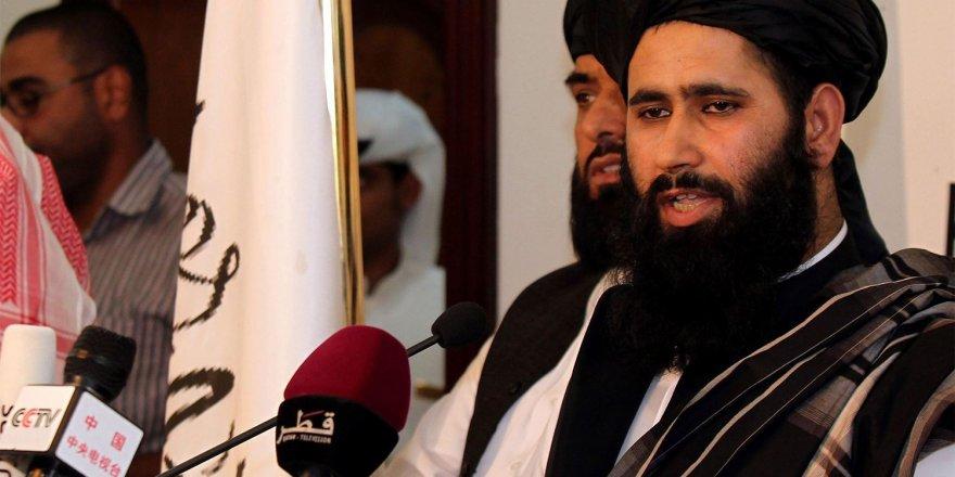 Taliban'dan, Türkiye'ye davet