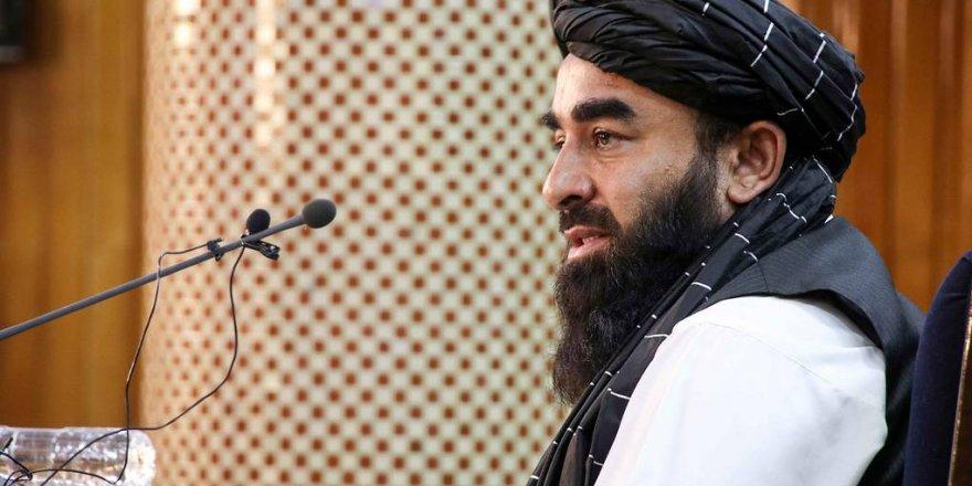 Taliban Sözcüsü Zebihullah Mücahid, yeni kabineyi açıkladı