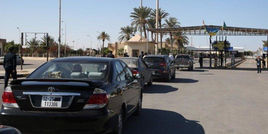 Libya ile Tunus arasındaki kara ve hava sınırları açılıyor