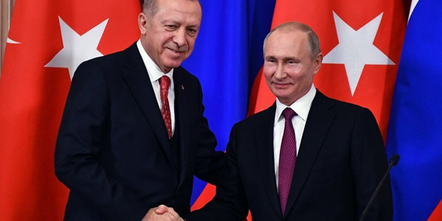 Erdoğan ve Putin, Suriye için bir araya gelecek