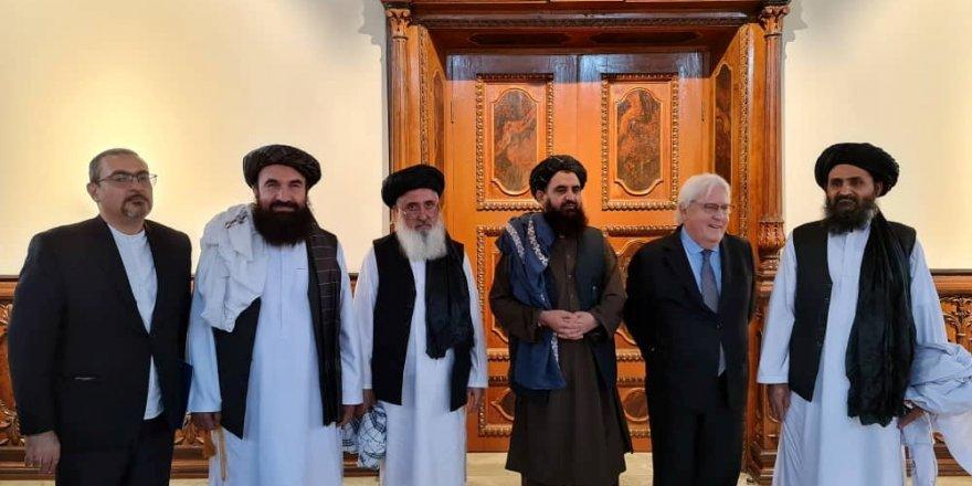 Taliban'dan, Afganistan'a insani yardım talebi