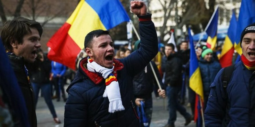 AB ile Rusya arasında sıkışan Moldova'da protestolar