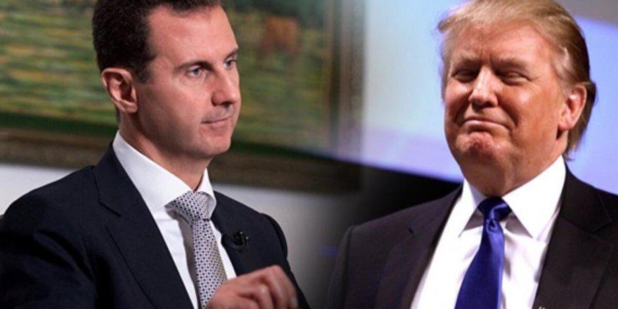 ABD, 10 yıl sonra Esad'a temsilci gönderdi