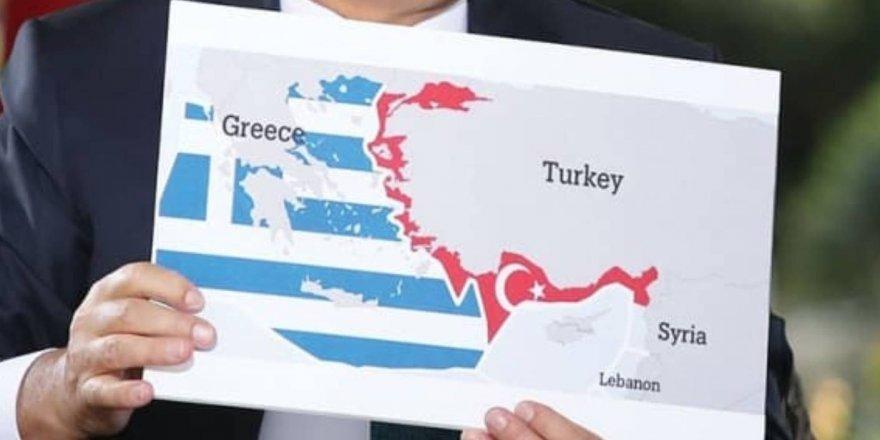 ABD Ankara Büyükelçiliği: Sevilla Haritası hukuki bir öneme sahip değil