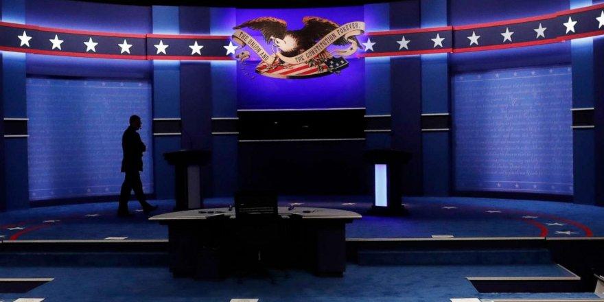 ABD başkan yardımcısı adayları canlı yayında karşı karşıya geldi