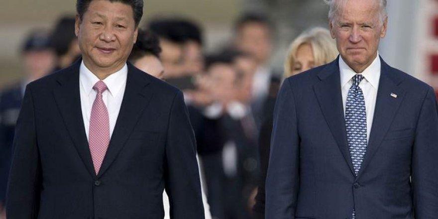 ABD Başkanı ile Çin lideri 7 ay sonra ilk defa görüştüler
