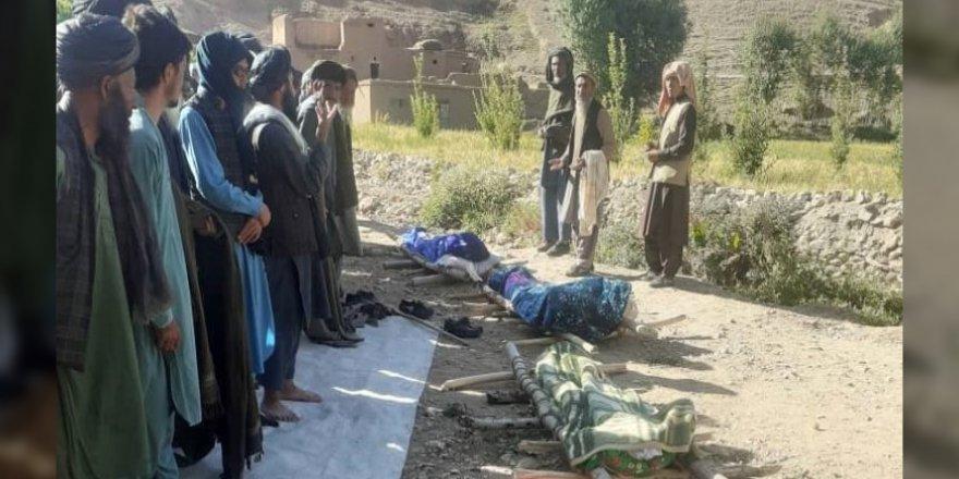 ABD güçleri Afganistan'da yine sivilleri vurdu: 6 ölü