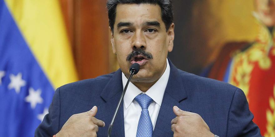 ABD, Maduro için 15 milyon dolar ödül koydu