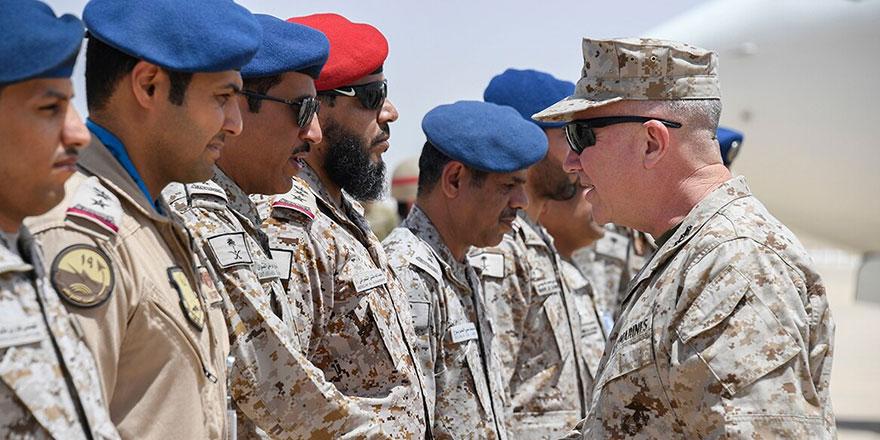 ABD ordusunun, Ortadoğu hareketliliği başladı