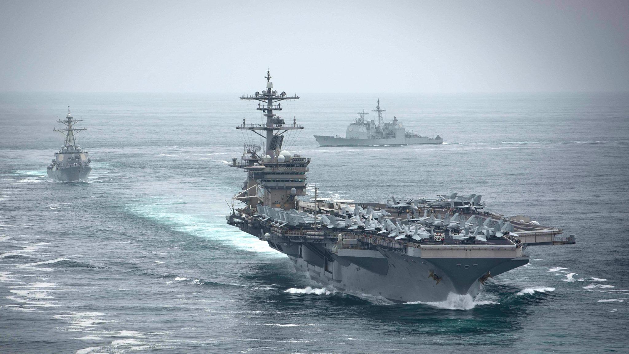 ABD savaş gemisinde Covid-19 vaka sayısı 665'e yükseldi