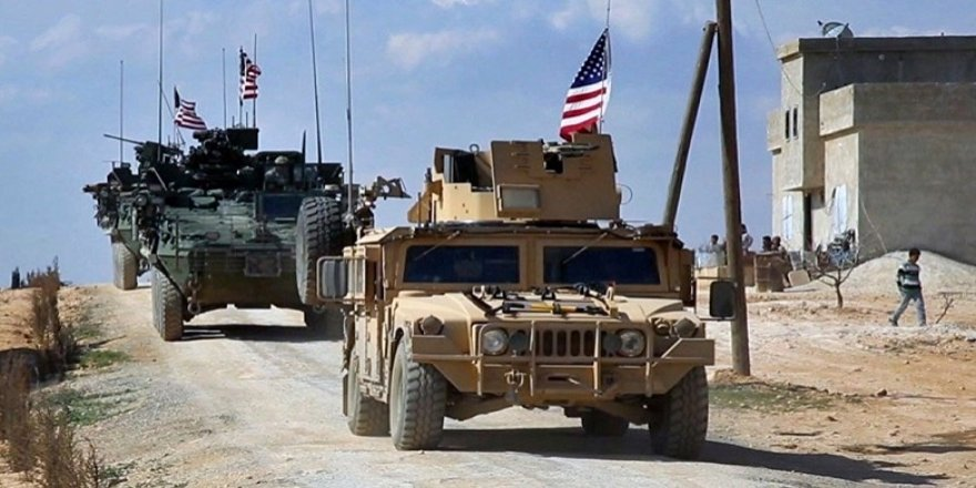 ABD, Suriye'deki petrol sahaları için özel birlik kuruyor