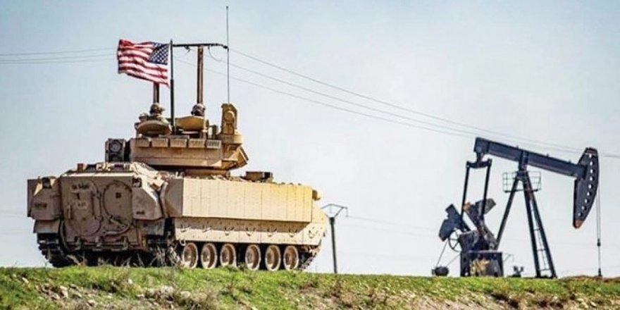 ABD, Suriye'den Irak'a 41 tanker petrol kaçırdı