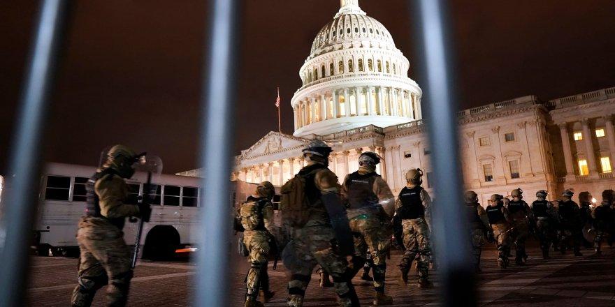 ABD'de kaos: Bu bir darbe girişimidir!