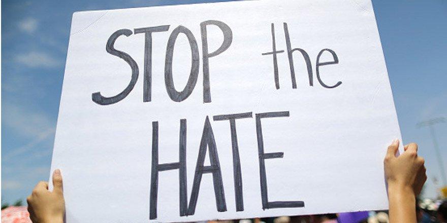 ABD'de nefret suçları en yüksek seviyeye ulaştı