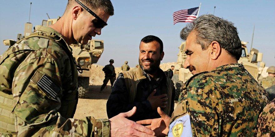 ABD'den terör örgütü YPG/PKK'ya destek