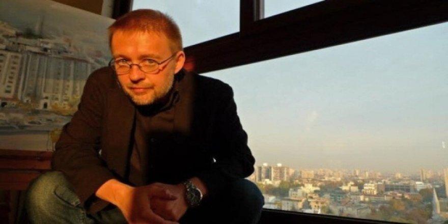 ABD'li gazeteci Andre Vltchek Karaköy'de aracının içinde ölü bulundu