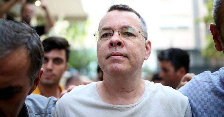 ABD'li Rahip Brunson ile ilgili dava dosyası Yargıtay'a geldi